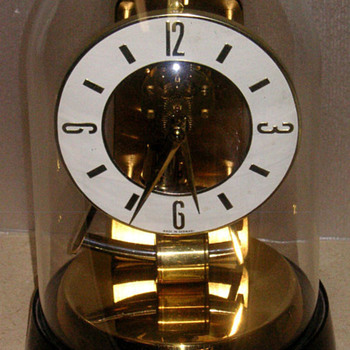 Mid-Century Modern Kundo  ATO Clock - Clocks