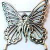 Reproduction of Art Nouveau brooch