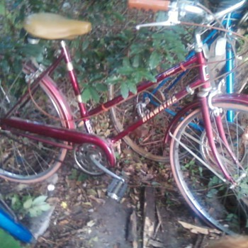 Hiawathe Ladies 3 speed bike