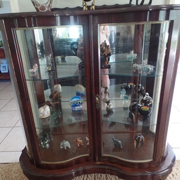 Display case, age unknow - Furniture