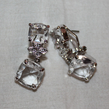 Vintage earrings? - Costume Jewelry