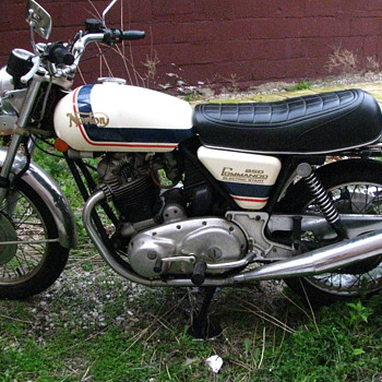 1975 Norton Commando Barn Find