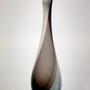 Gunnar Nylund, Chimaro vase - Strombergshyttan 1955-56. - Art Glass