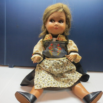 Old Kieser Doll - Dolls