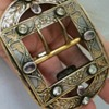 Victorian Arts and Craft Buckle