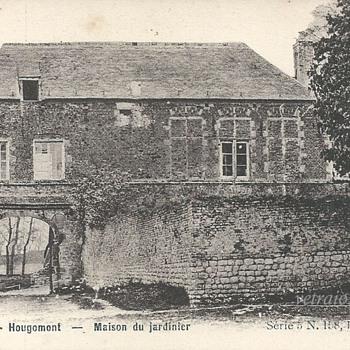WATERLOO – HOUGOMONT – MAISON DU JARDINIER. - Postcards