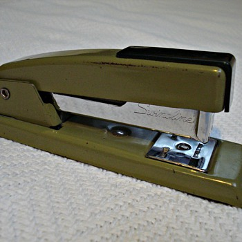 1970s Swingline 711 Mini Stapler