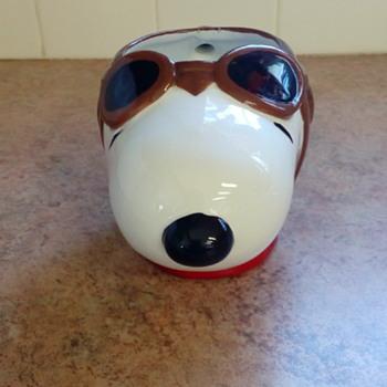 1966 Snoopy Mug - Advertising