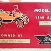 1923 model T ford model plate.