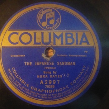 1919 Vaudeville..... - Records