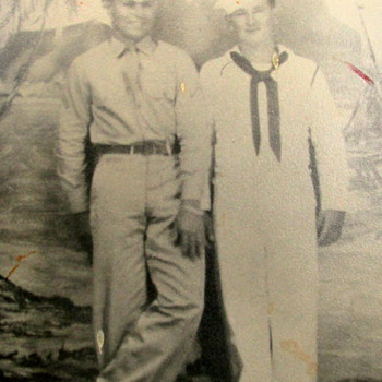 Willie Ogden Ray and Bobby Ray My Great Uncles