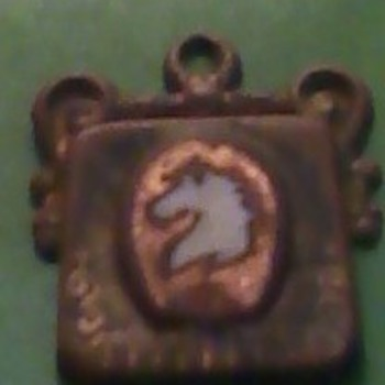 unusual pendant