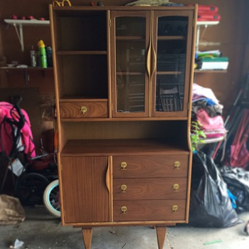Stanley Furniture Cabinet