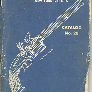 Robeert Abels Antique Firearms catalog
