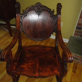 My Favorit Rocking Chair!