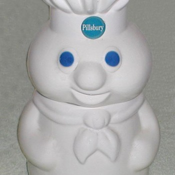 Pillsbury Doughboy Cookie Jar