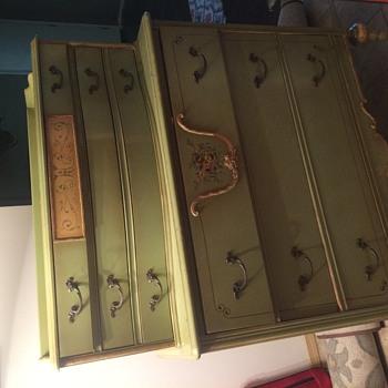Old old dresser