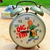 "Kellogg's  Promotional ""Dig ' Em"" Alarm Clock"