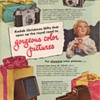 1951 - Kodak Cameras Advertisement