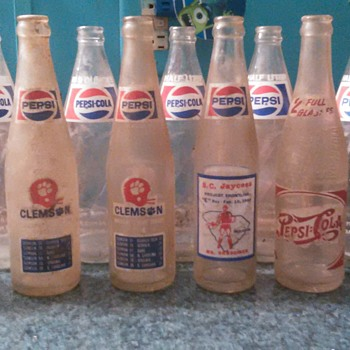 love my vintage items - Bottles