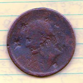 1816 Duke of Wellington Merchants 1 Penny Token