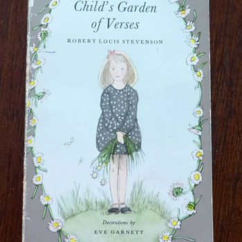 A Child's Garden of Verses - Books