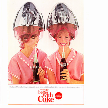 Coca-Cola advertisements - Advertising