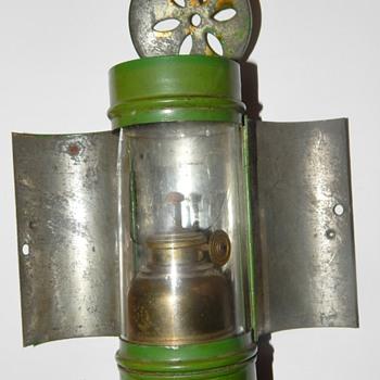 Unknown Lantern Please help!!!!!!!!!!! - Railroadiana