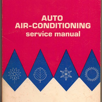 1976 Auto Air-Conditioning Service Manual - Paper