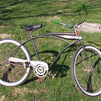Vintage Bike - Sporting Goods