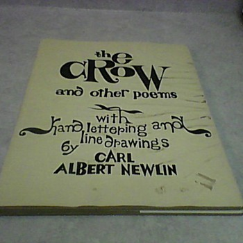 THE CROW AND OTHER POEMS 1967