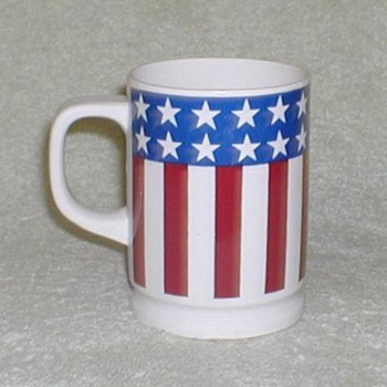 Stars & Stripes Coffee Mug