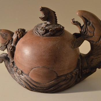 Teapot - Asian