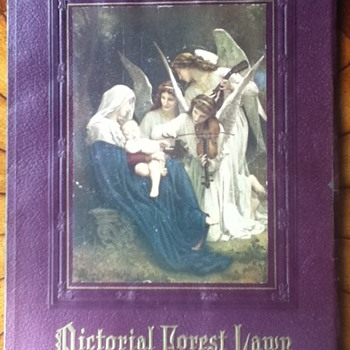 &quot;Pictorial Forest Lawn&quot; Souvenir Book