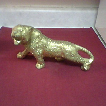 WEEPING GOLD  TIGER