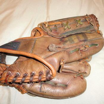 My 1967 little league Base Ball Glove