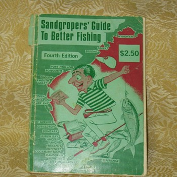 Groper guide to fishing - Books