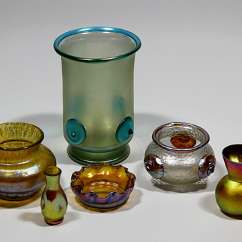 Here are some recently acquired pieces...