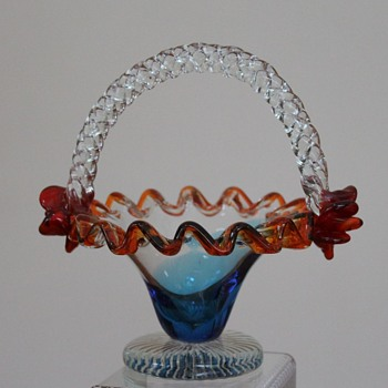 Fripperies in Japanese glass - Art Glass