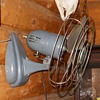 Al Bersted Zero Electric Oscillating Fan 1950s