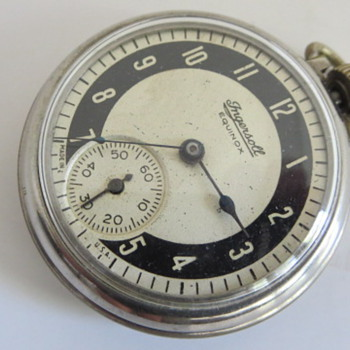 Ingersoll Equinox - Pocket Watches