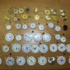 48 types of Arnex Time Inc Pocket Watch Movments