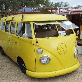 The 2014 Texas VW Classic.