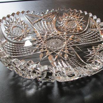 Vintage Nappy Dish