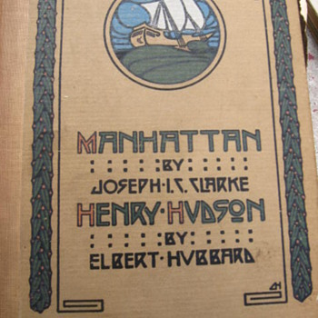 Manhattan & Henry Hudson ...Roycroft Press