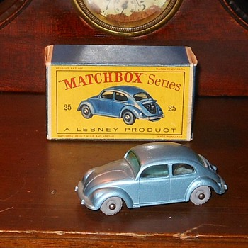 Matchbox 25B Volkswagen Sedan