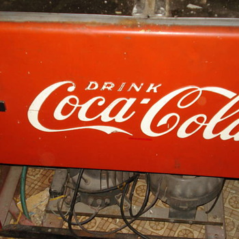 coke electric cooler - Coca-Cola