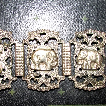 Silver Bracelet Moroc