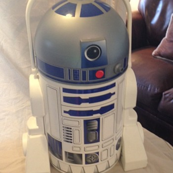 Star Wars Cooler by Pepsi