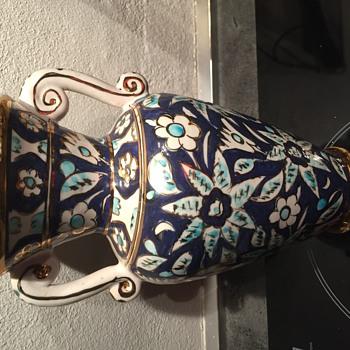 Beautiful vase from Ikaroj pottery